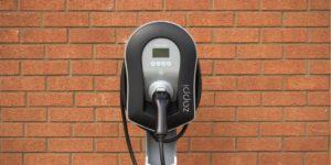 טעינת רכב חשמלי בבית